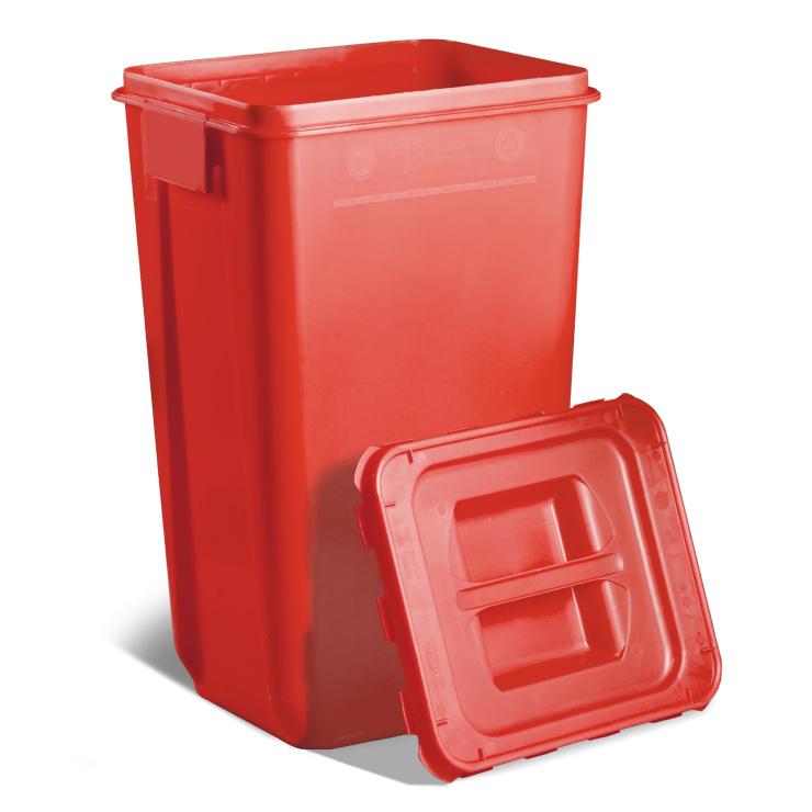 18 Gallon Biohazard Waste Container  sc 1 st  EnviroTain & 18 Gallon Biohazard Waste Container - EnviroTain